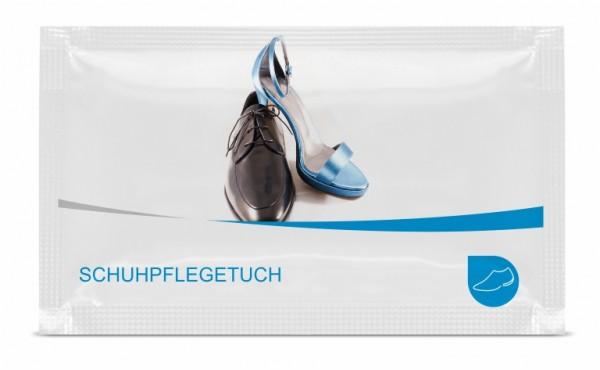 Schuhpflegetuch inkl. 4C Digitaldruck