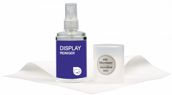 Displayreiniger 100ml Set