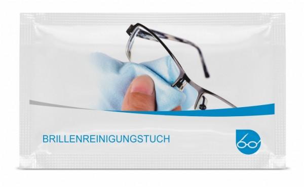 Brillenreinigungstuch inkl. 4C Digitaldruck