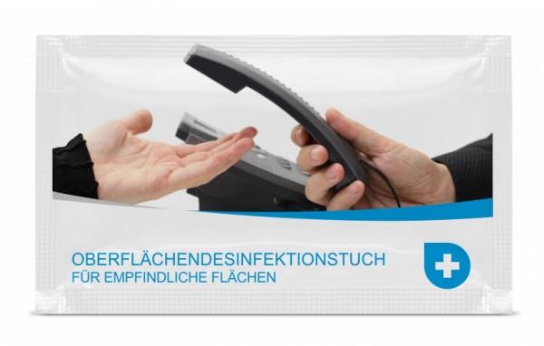 Oberflächen-Hygiene inkl. 4C Digitaldruck