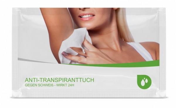 Antitranspiranttuch inkl. 4C Digitaldruck